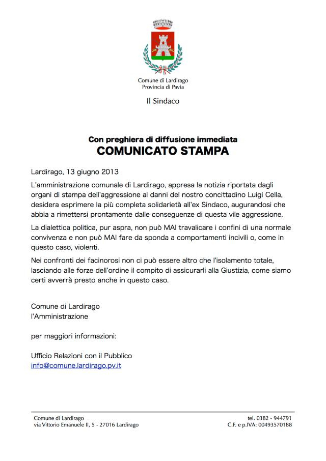 2013 06 13 solidarietà a Cella