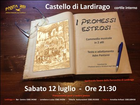 locandina Promessi estrosi