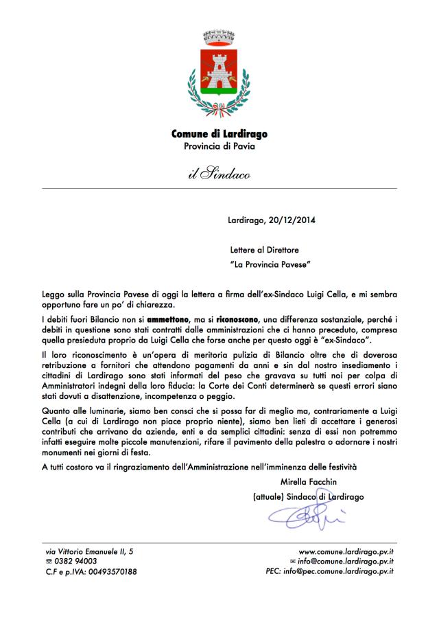 2014 12 20 lettera a LPP